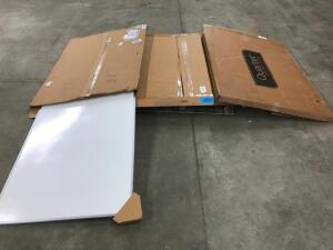 (3) Whiteboards