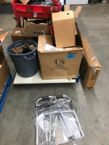 Pallet of Industrial Items
