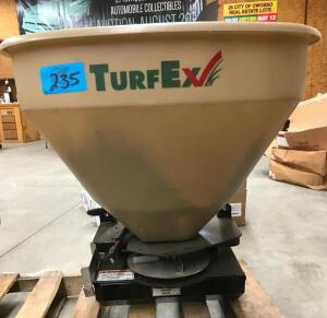 Turfex Seed/Fertilizer Spreader