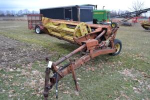 New Holland 479 haybine