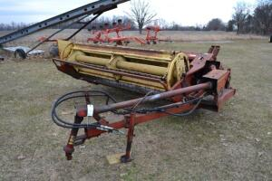 New Holland haybine