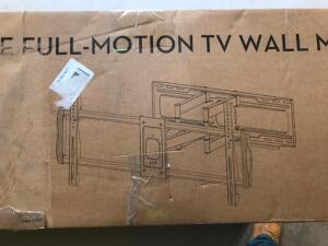 XL Full Motion TV Wall Mount