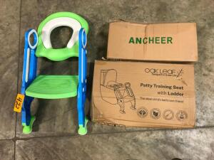 Kids Chair, Potty Training Seat, Scooter