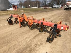 Vicon RT 2100 Row Cultivator, S/N - 6800700407