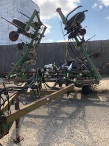 Anhydrous Applicator, 16 row, Cold Flow, Raven Monitor