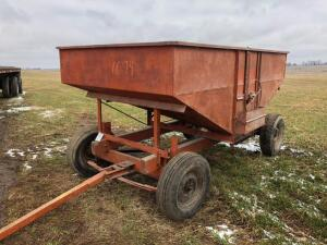 Gravity Wagon with gear