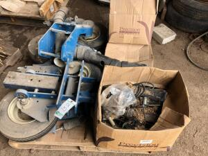 Kinze Planter Parts, includes, monitor, seed tubes, gears, springs