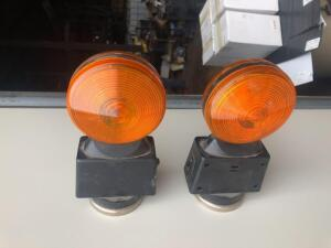 Pair of Magnetic Safety light