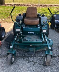 Simplicity Derby Stallion ZT2354 Zero Turn Mower 54""