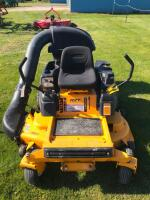 "Cub Cadet RZT 50"" Zero Turn Mower with Double Bagger System"