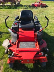 "Simplicity Champion 50"" Zero Turn Mower"