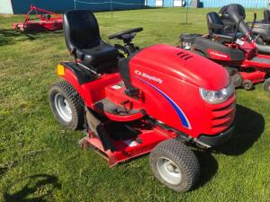 "Simplicity Prestige 44"" Riding Mower with Power Steering"
