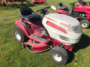 "White LT 1650 Hydro 42"" Lawn Mower"