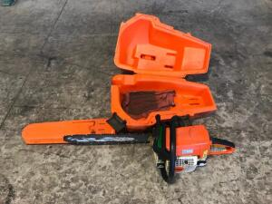 Stihl MS 250 Chainsaw with Case - needs starter rope