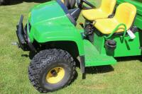 2012 John Deere TS 4X2 gator with electric dump box and 711 hours - 3