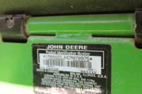 2012 John Deere TS 4X2 gator with electric dump box and 711 hours - 13