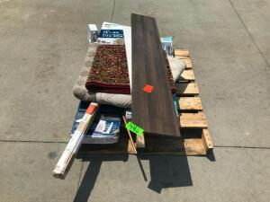 Pallet of Home Depot Items