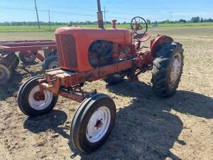 1950 AC WD Tractor