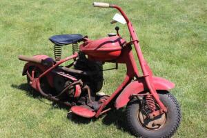 1952? Cushman Eagle runs and drives