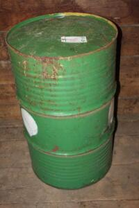 55 gal steel barrel
