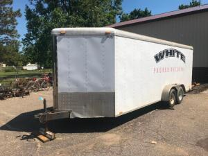 2005 Cargo Mate Enclosed Trailer 23'