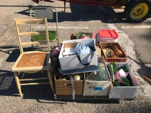 Pallet of Estate Items
