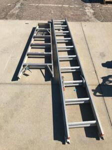 Werner 20' Extension Ladder, 6' Ladder