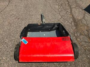 Case Lawn Sweeper