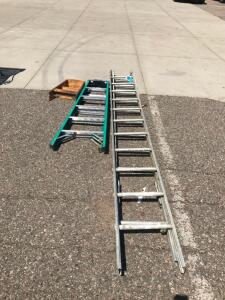 Extension Ladder, Keller 6' Step Ladder, Small Step Ladder