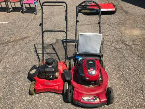 "Toro 22"" Push Mower, MTD 20"" Push Mower"