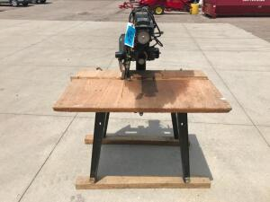 "Craftsman 12"" Radial Arm Saw"