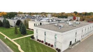 FLINT TWP - 391,000 +/- Gross SQ FT Building on 35 +/- Acres