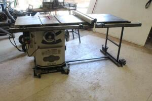 Shop Fox W1820 Table Saw