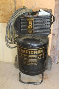 Craftsman 5HP Air Compressor