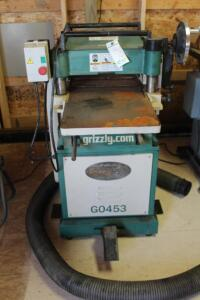 Grizzly GO453 Planer