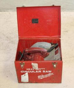 Milwaukee Heavy Duty Circular Saw