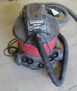 Craftsman Wet/Dry Vac