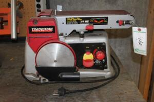 Tradesman 3/4 HP Belt/Disc Sander