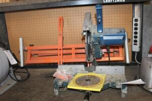 "Ryobi 10"" Miter Saw with Table"
