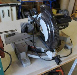 "Delta 12"" Compound Laser Miter Saw- Model 36-322L"