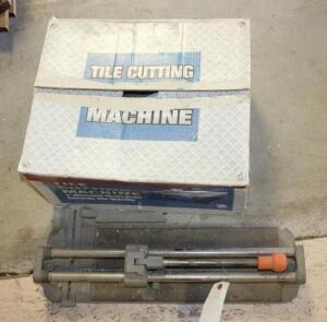 "7"" Tile Cutting Machine"