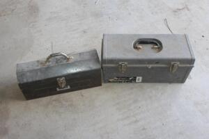 (2) Tool Boxes with Contents
