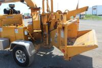 Bandit model 250XP chipper with cat diesel runs and operates properly - 11