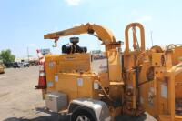 Bandit model 250XP chipper with cat diesel runs and operates properly - 12