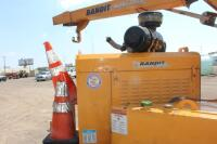 Bandit model 250XP chipper with cat diesel runs and operates properly - 20