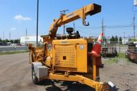 Bandit model 250XP chipper with cat diesel runs and operates properly - 23