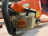 "Stihl MS310 chainsaw with 20"" bar - 2"