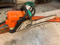 "Stihl MS310 chainsaw with 20"" bar - 4"