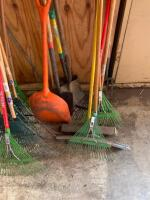 Assorted lawn and garden tools - 2