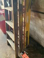 Assorted step ladders some damaged - 5
